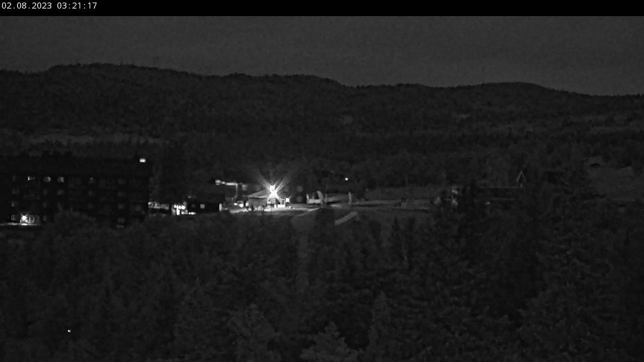 Gausdal - Skeikampen skicentrum; skiplein